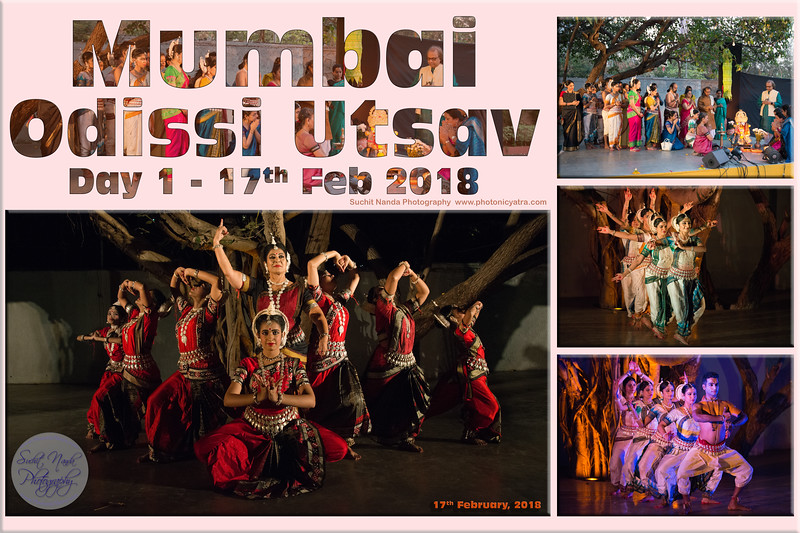 "Mumbai Odissi Utsav <br /> Day 1 - 17th Feb 2018<br /> Suchit Nanda Photography<br />  <a href=""http://www.photonicyatra.com"">http://www.photonicyatra.com</a>"