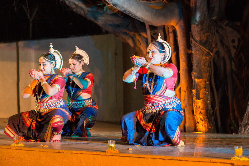 Utkal Nritya-Niketan (Amravati) (Group: Smt Sheetal Metkar and Disciples). Mumbai Odissi Utsav. Day 2 - 18th Feb 2018.
