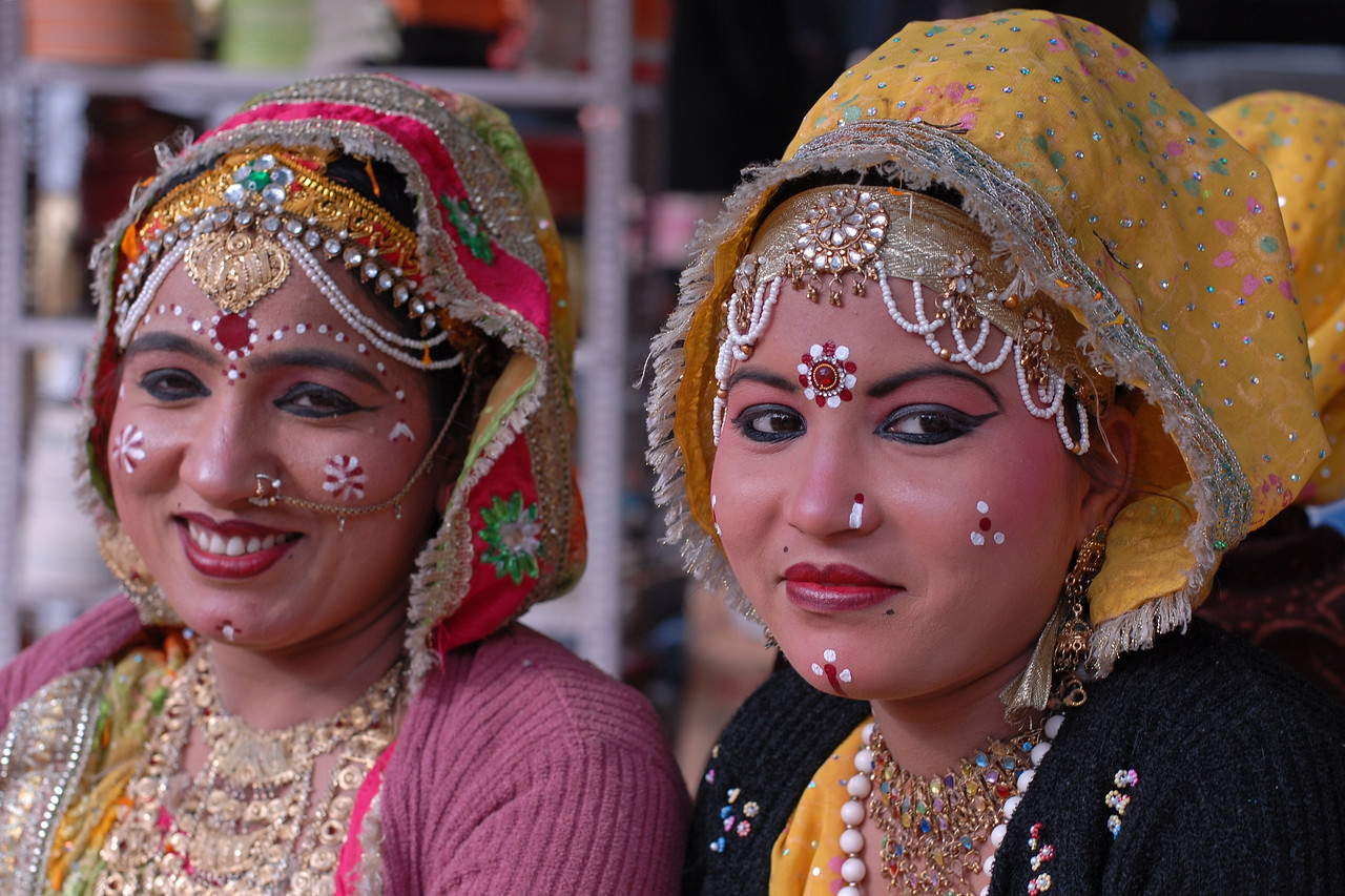Suraj Kund Mela 2008 held in Haryana (outskirts of Delhi), North India. The Suraj Kund Mela is an annual fair held near Delhi. Folk dances, handicrafts and a lot of fun.