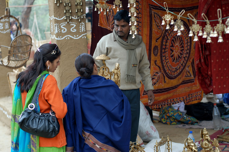 Various views of Suraj Kund Mela 2008 held in Haryana (outskirts of Delhi), North India. The Suraj Kund Mela is an annual fair held near Delhi. Folk dances, handicrafts and a lot of fun.