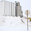 City workers dump snow near Effingham Equity.