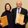 Carol Toney and Dr. Ruben Boyajian were named Effingham Daily News Citizens of Year.