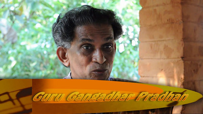 Interview by Suchit Nanda of Padmashree Awardee Guru Gangadhar Pradhan who is the founder & director of Konark Natya Mandap situated at Arka Vihar, Konark, Orissa. February, 2010. Part 2 of 2.