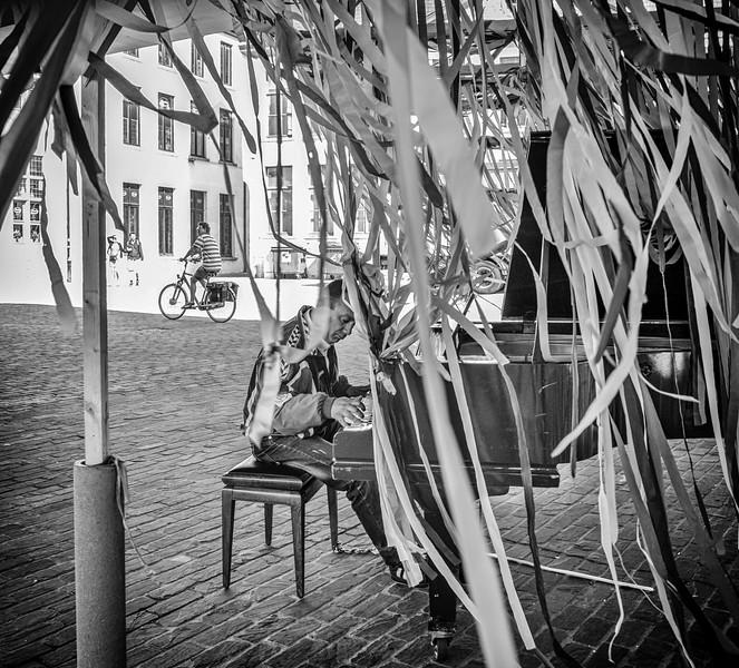 Pianist & Cyclist