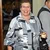 Suzie Tochterman Lauer, McClatchy June, 1960 Class Reunion, Sacrament, CA, October 02, 2010 -- Photo by Robert McClintock (c) 2010 by Robert McClintock