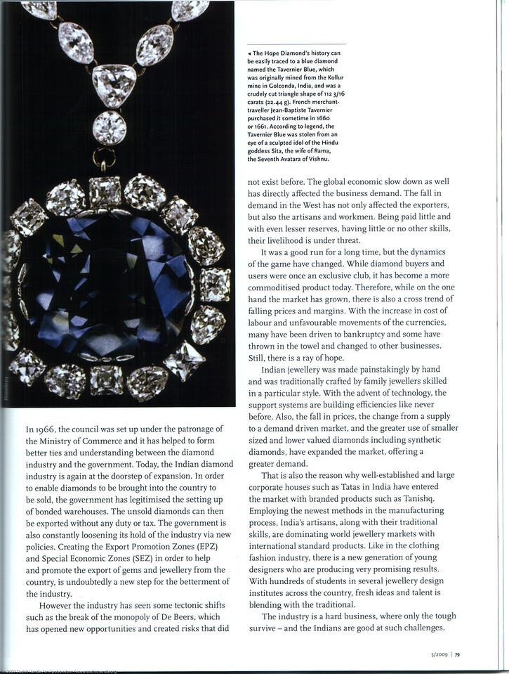 "Asian Geographic Magazine, Singapore. Article ""Romancing the Stone"" ""India Shining"" by Suchit Nanda"
