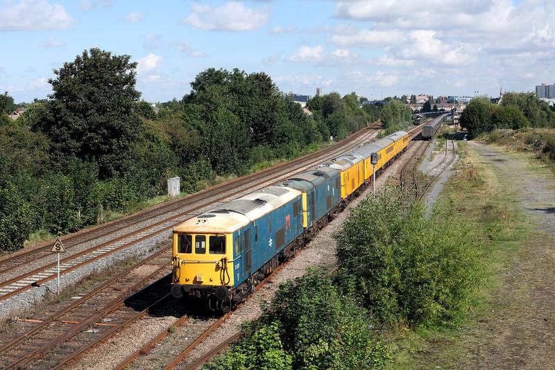 73201, 73119 & 73138 at Hexthorpe