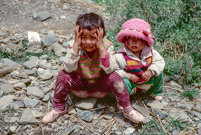 Gamba Area, Tibet, 1999