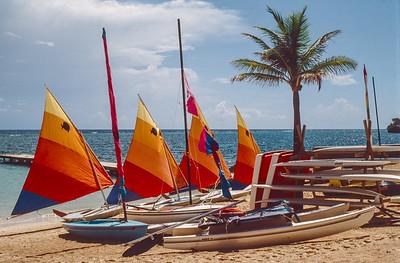 Jamaica, 1988