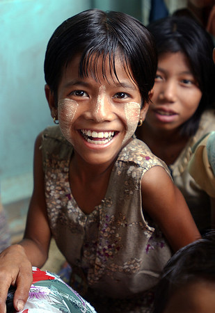 Bright Eyes, Myanmar