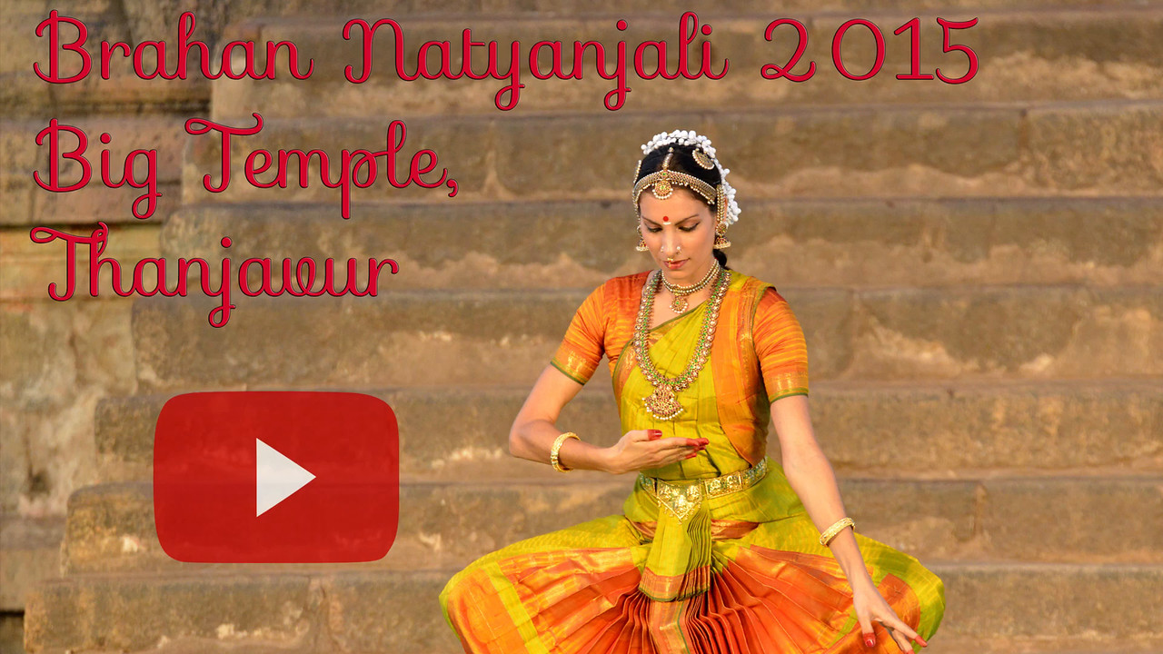 "Short video of Valérie Kanti Fernando, student of Sri Rajarajeswari Bharatha Natya Kala Mandir and disciple of Guru Harikrishna Kalyanasundaram, performed at the Brahan Natyanjali 2015, Big Temple, Thanjavur, Tamil Nadu, 19th February, 2015. <a href=""http://brahannatyanjali.in/"">http://brahannatyanjali.in/</a>"