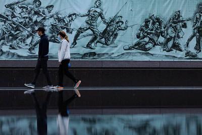 World War I Memorial opens to public in Washington, D.C.