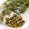 Shereen Pavlides of Voorhees, N.J., has a cooking blog called Shereen's Tweet-N-Eats, where she shares recipes, cooking ideas, and various other helpful food and entertainment tips. Shown here are capers, which will be used in the sriracha remoulade sauce for a tilapia dish.