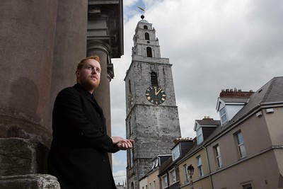 DKANE 25/05/2016 REPRO FREE Gavin James in Cork today ahead of his date Live at The Marquee on Friday 10 June. Tickets available from www.ticketmaster.iePic Darragh Kane