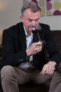 Actor and Vintner Sam Neill during a visit to Cork promoting his wine  Two Paddocks Pic Darragh Kane