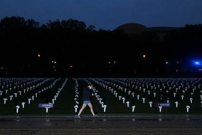 Gun Violence Memorial on National Mall