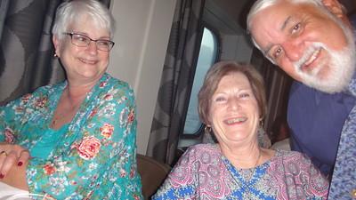 Ann, Deb & Ken