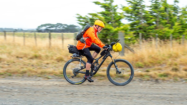 20210206 Fred Hutchings outside  Featherston on Aotearoa Cycle Challenge -_JM_9532
