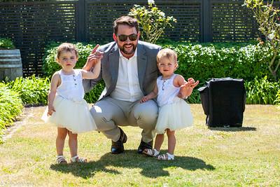 20210226 Ada with Matt & Goldiie McGuinness - Sam & Brad Carter wedding _MG_0682