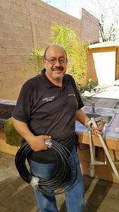 CREBC President antenna master  XE2BDT