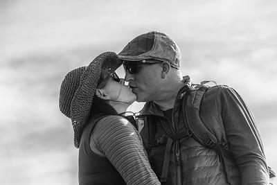 Feb 6 2016 Myrrh and David @ Rodeo Beach