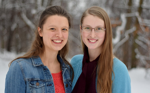 Here is a picture I took of my sisters on a snowy day this month.<br /> <br /> Jonathan P. Eger<br /> Age 14<br /> 177 Lilac Lane<br /> Hooversville PA<br /> <br /> 814-479-2920