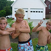 A pic of my three grandsons at a swimming outing in Summerhill on July 8, 2010.<br /> <br /> SUSAN ANDRYKOVITCH<br /> PO Box 456<br /> 630 Cameron Ave<br /> Beaverdale PA  15921