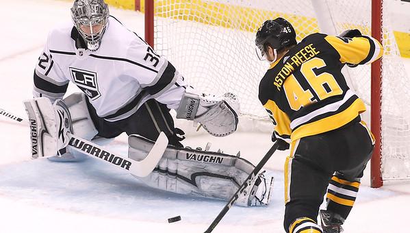 Kings Penguins Hockey