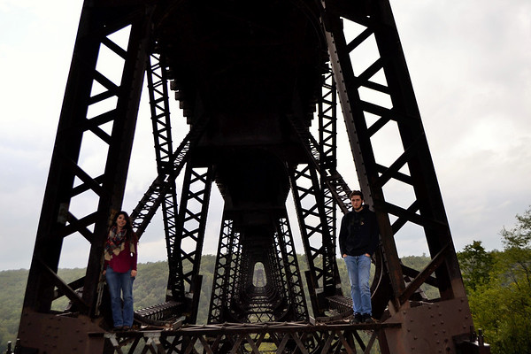Virginia graffius<br /> <br /> Wilmore pa <br /> <br /> 814-418-4979<br /> <br />   I took this photo of my daughter and son at Kinzua Bridge. <br /> <br /> Virginia graffius<br /> <br /> Wilmore pa <br /> <br /> 814-418-4979<br /> <br />   I took this photo of my daughter and son at Kinzua Bridge.