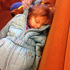 his is my girlfriends daughter.....Ryla fell asleep on one of the pews at church! Joi COONEY, 159 Dream Road, Loretto, Pa 15940....814-931-7380
