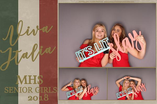 MHS Senior Girls - Strips
