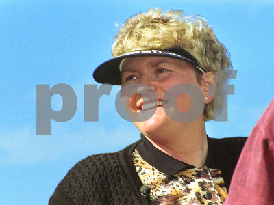 Laura Davies at La Manga Club, 3rd February 1998