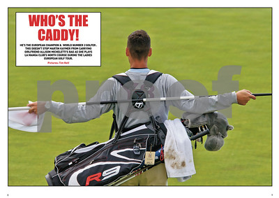Martin Kaymer picture feature