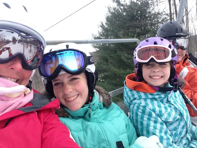 February 2015: Bear Creek Ski Trip