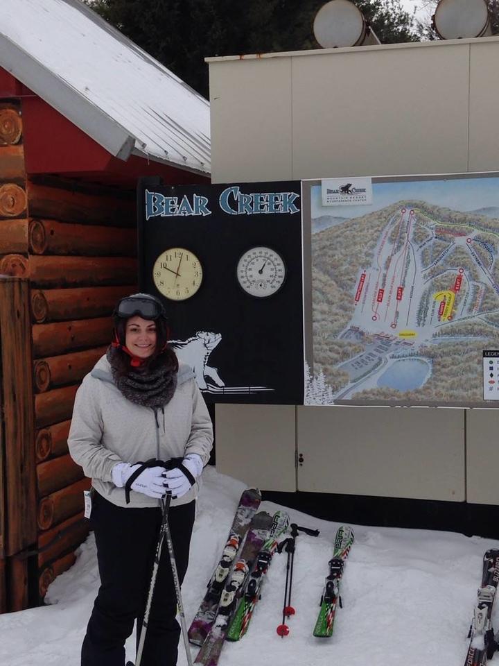 February 2015: Bear Creek Ski Trip