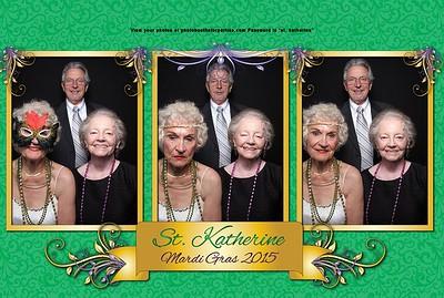 St. Katherine Mardi Gras 2015