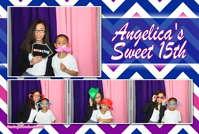 Angelica's Sweet 15