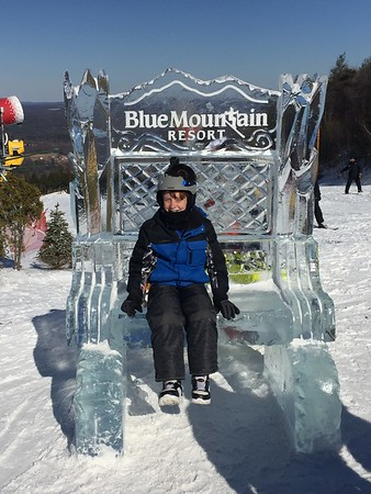 February 2017: Quality of Life Trip - Blue Mountain