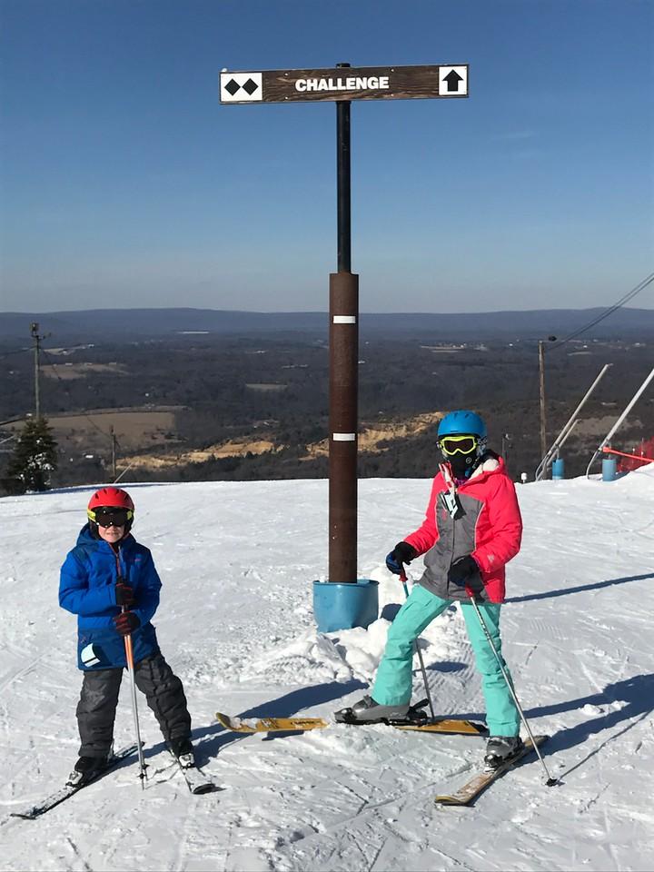 February 2017: QoL Ski Trip