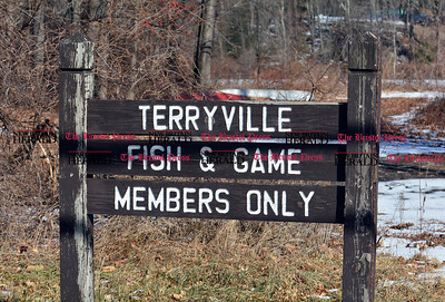 2/2/2016 Mike Orazzi | Staff The Terryville Fish & Game Club in Terryville.