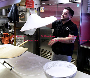 2/14/2017 Mike Orazzi | Staff Ace Memiti The Chef at Formaggio is going back to Las Vegas this March to compete in the invitation-only International Pizza Expo, where he placed third one year.