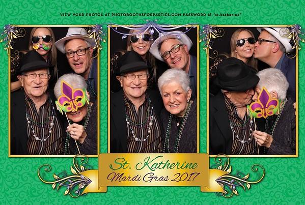 St. Katherine Mardi Gras 2017