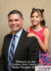 JSC - Father Daughter Dance - Formal Photos (Station 2)