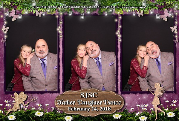 JSC - Father Daughter Dance - Left Booth