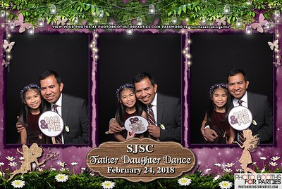 JSC - Father Daughter Dance - Right Booth