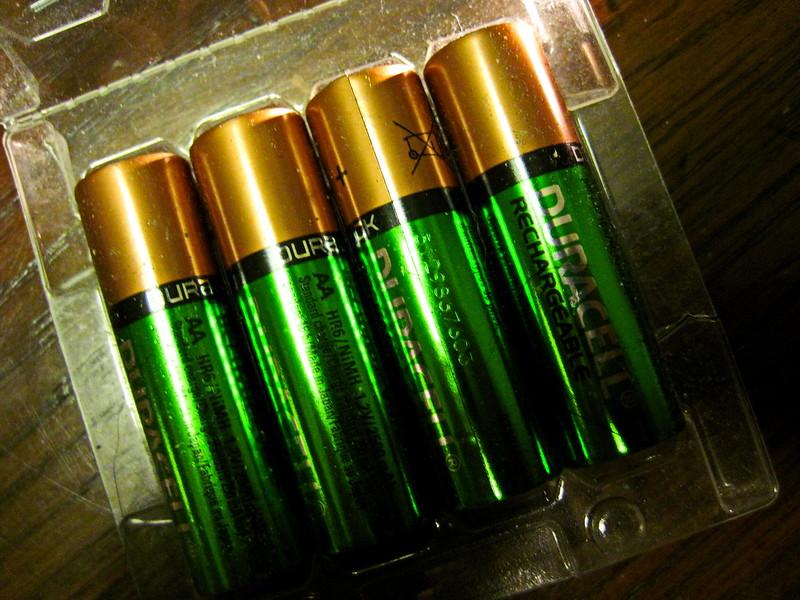 Green - Batteries