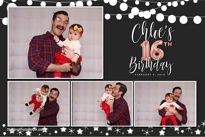 Chloe's 16th Birthday