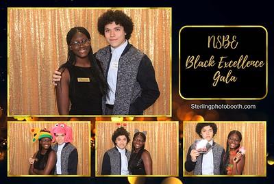 NSBE Black Excellene Gala