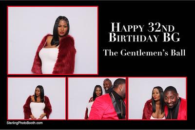 Happy 32nd Birthday BG