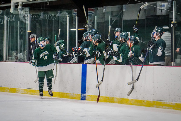 Reserve Hockey vs. Eaglebrook School
